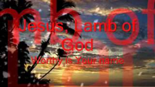Hillsong You Are My All In All With Lyrics