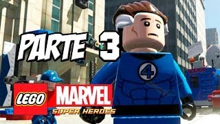 LEGO Marvel Super Heroes Guía Parte 3