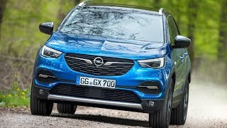 Opel Grandland X (2017) Better than Peugeot 3008?. YouCar Car Reviews.