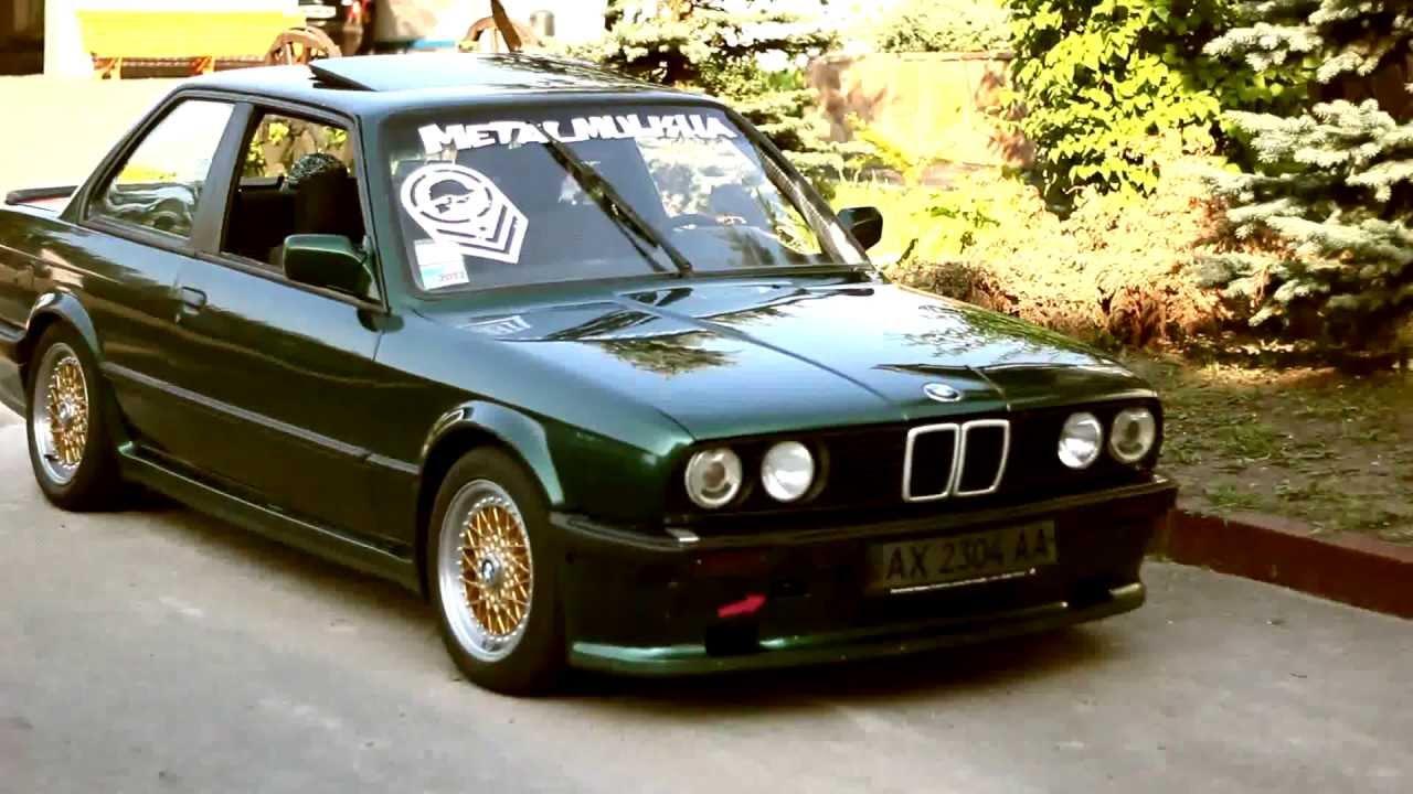 Bmw E30 318i M10 Kabina Racing Youtube