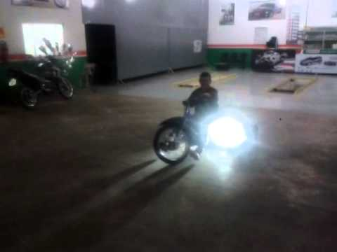 Trike drift Lucas do rio Verde