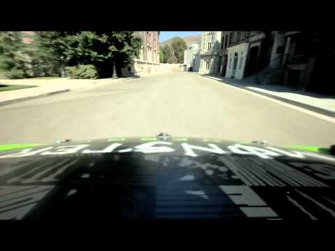 DC SHOES - KEN BLOCKS GYMKHANA FOUR THE HOLLYWOOD MEGAMERCIAL -CkDcfcJSxyA
