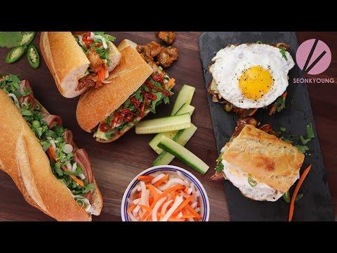 Asian at Home | Easy Banh Mi!