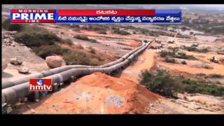Acute drinking water shortage in Hyderabad