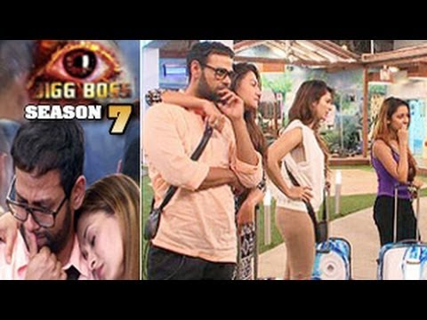 Bigg Boss 7 10th October 2013 Full Episode Heaven & Hell BIG SWAP TWIST