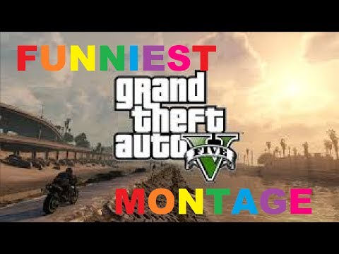 GTA V ONLINE FUNNY MOMENTS #15 AIRPORT SPECIAL