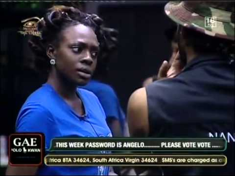 Education- Big Brother Africa The Chase