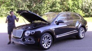 Here's Why the Bentley Bentayga Is Worth $250,000