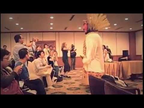 Gila Abiss Ondel-Ondel Ini Dipersiapkan Buat Dukung Jokowi 9juli nanti