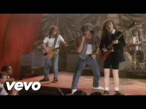 AC/DC - Danger [HD]