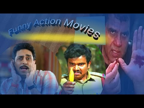 Indian Movies Funny Action Scenes 😂