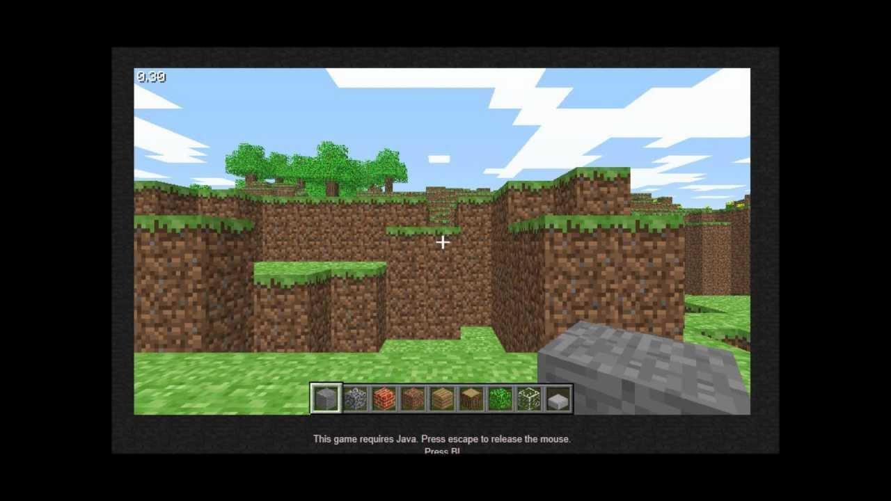 minecraft onlin spielen