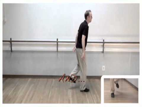 Tap Dance Made Easy Vol 5: Soft Shoe - Sample Clip