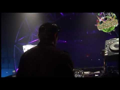 Andy C and MC GQ playing at Westfest 2010 - Westfest 2011 promo video
