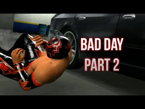 WWE 2K14 Story - Sin Cara's Bad Day Part 2