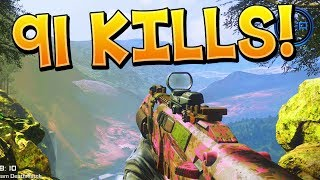 """Call of Duty: Ghosts """"91-9 K/D"""" - Ground War w/ Ali-A! Multiplayer Gameplay! (Xbox One 2013 HD)"""