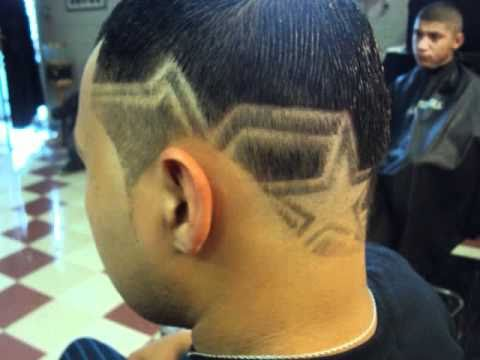 BEST BARBER SHOP IN SAN ANTONIO TEXAS ALL STARS DESIGNS GUZMANS .wmv ...
