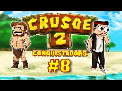 CRUSOE 2 - Ep. 8 - Fisher Kings ! - Fanta et Bob dans Minecraft