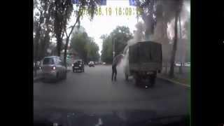 Подборка ДТП с видеорегистраторов 52 \ Car Crash compilation 52