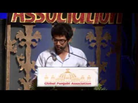 Aditya Thackeray Ji's Speech At Punjabi Cultural Day