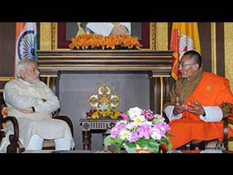 A good neighbour important for happiness: PM tells Bhutan