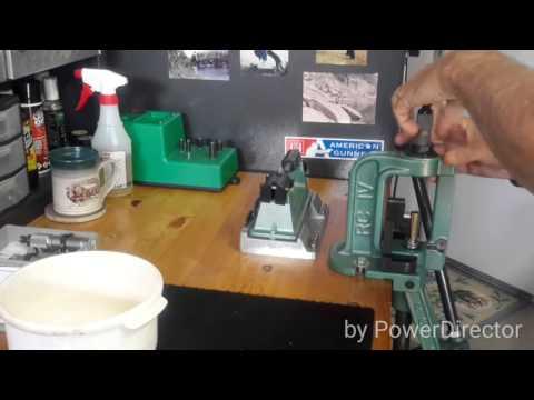 Rick's Reloading Bench - S&W 460xvr