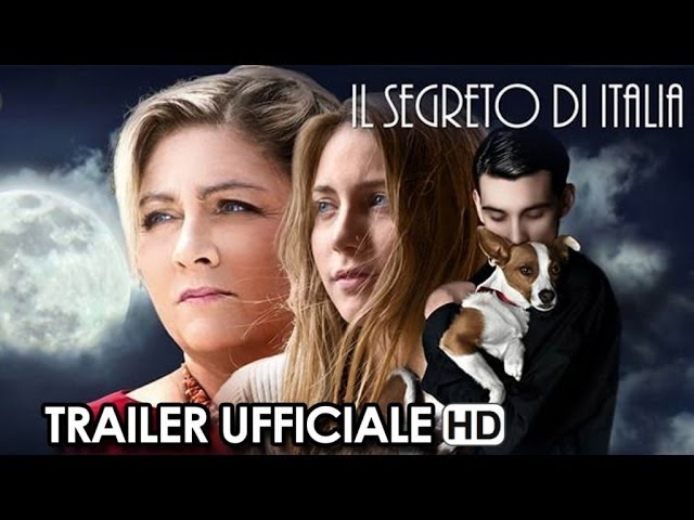 Il segreto di Italia Trailer Ufficiale Italiano (2014) - Romina Power Movie HD