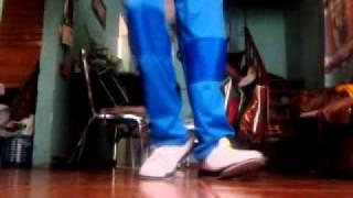 Como Bailar Tecktonik Con Los Pies 2011 Mejorado