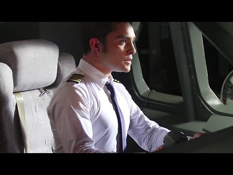 The Making of Last Flight - Ed Westwick