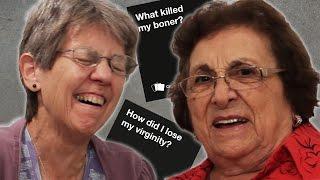 Grandmas Play Cards Against Humanity