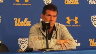 UCLA coach 'surprised' LiAngelo Ball was leaving UCLA, hasn't talked to LiAngelo or LaVar   ESPN