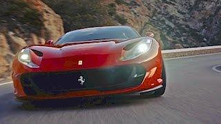 Ferrari 812 Superfast (2017) Features, Driving, Design [YOUCAR]. YouCar Car Reviews.