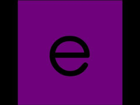 Letter E Song