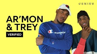 """Ar'mon & Trey """"Forever"""" Official Lyrics & Meaning 