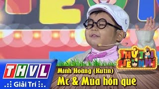 THVL | Thử tài siêu nhí - Tập 1: Mc & Múa hồn quê - Minh Hoàng (Ku Tin)