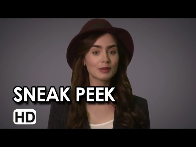 The Mortal Instruments: City of Bones Sneak Peek
