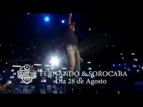 26/06/2014 - FESTA DO PEÃO DE BARRETOS 2014 - FERNANDO & SOROCABA