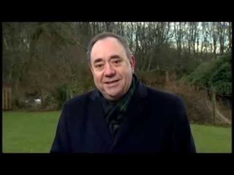 Scottish Idependence 2014 Alex Salmond
