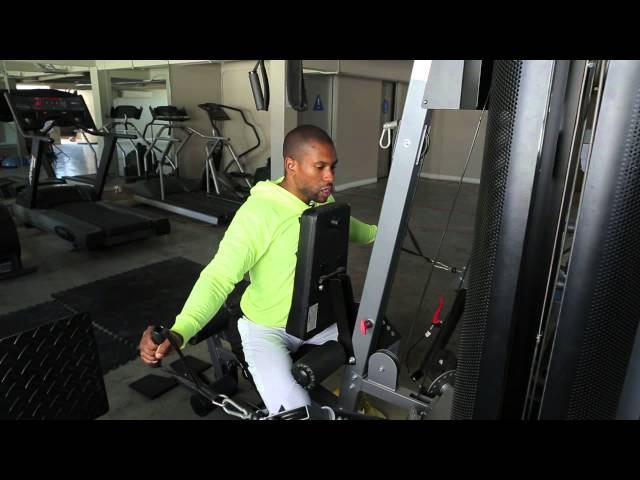 Exercise Machines for the Rear Deltoids : Fitness & Strength Training