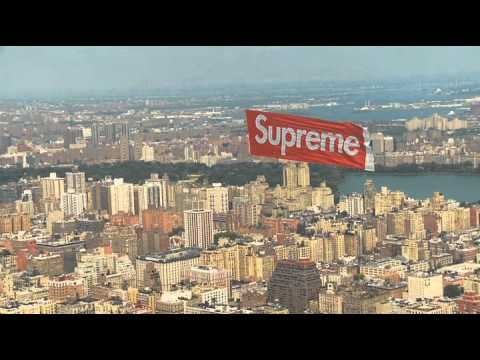 Supreme Fall/Winter 2011 - Aerial New York City