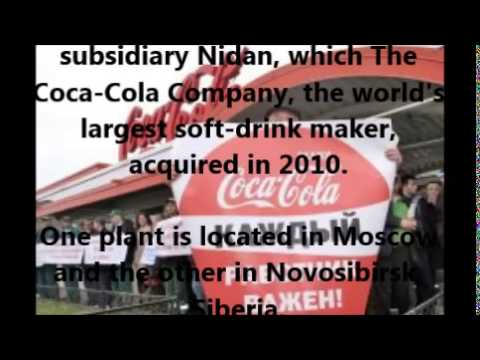 Coca-Cola to close 2 fruit-juice plants in Russia