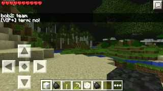 Minecraft Pocket Edition 0.8.1 Infinite Worlds Online - LSBG Infinity