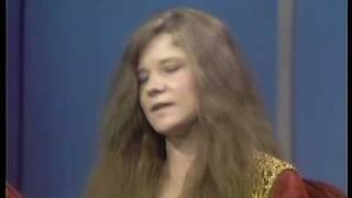 Janis Joplin on Cavett Show