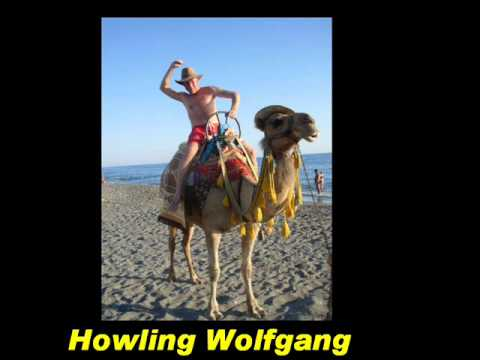 Labeled Love sick instrumental - Howling Wolfgang