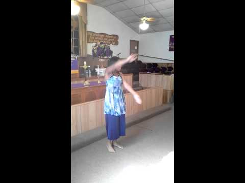 Resurrection Sunday Praise Dance