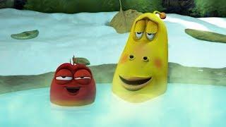 Larva - Horúce kúpele
