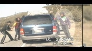 Police Shoot Up Minivan With 5 Kids New Mexico Angry Cop