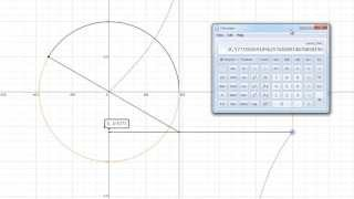 Računanje kota za tangens