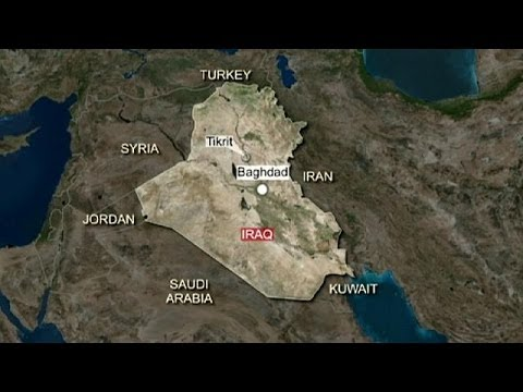 Iraq: Insurgents take control of parts of Tikrit