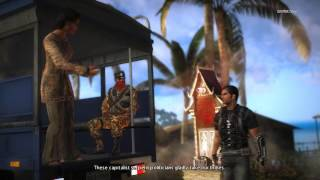 Just Cause 2 - Officer Speirs - Radio Shack